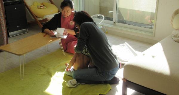 【11/30】 赤ちゃん測定&育児相談